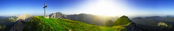 Kosiak Gipfel