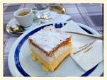 die Creme Schnitte in Bled SLO