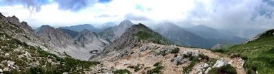 Auf dem Hochstuhl Gipfel