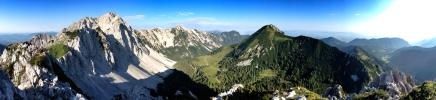 Karawanken Gipfel