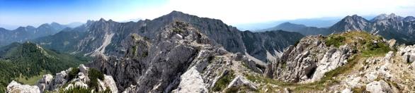 Loibler Baba Gipfel