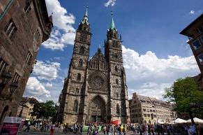 Nuernberg - Lorenzkirche