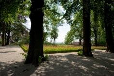 Im Garten der Kaiserburg Garten