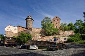Nuernberg - Kaiserburg