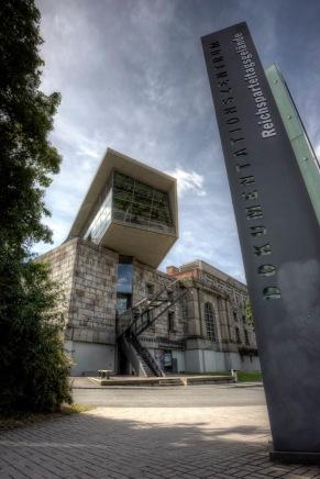 Nuernberg - Dokumentationszentrum Reichsparteitagsgelände