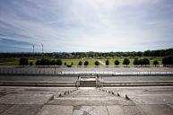 Nuernberg - Reichsparteitagsgelände, Zeppelinstrebühne