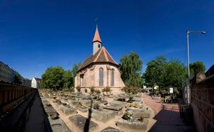 Nuernberg - St. Rochusfriedhof