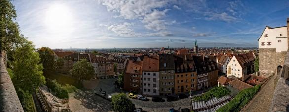Nuernberg - Stadtansicht