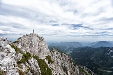 Bielschitzer Gipfel in Sicht