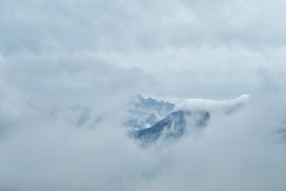 In den Osttiroler Alpen